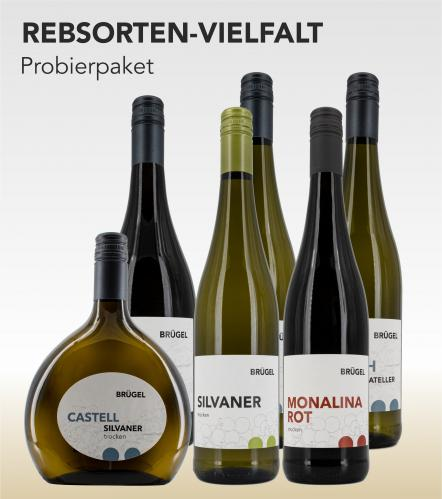 Probierpaket REBSORTEN-VIELFALT