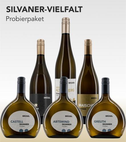 Probierpaket SILVANER-VIELFALT