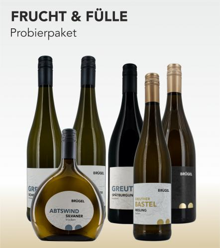 Probierpaket FRUCHT & FÜLLE