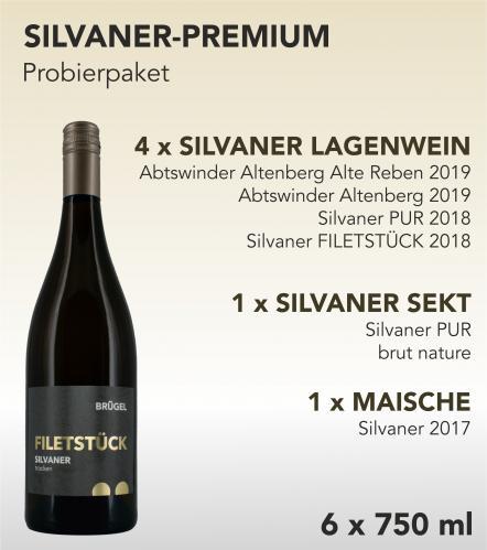 Probierpaket SILVANER-PREMIUM