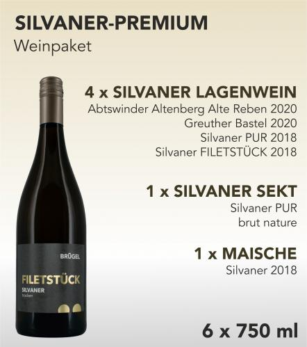 Weinpaket SILVANER-PREMIUM