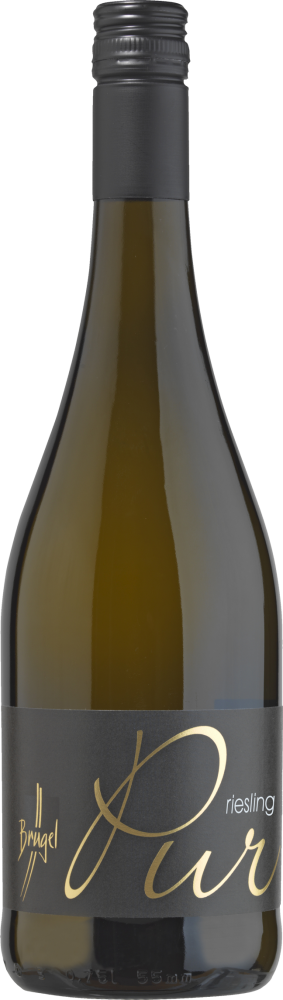 2015 GREUTHER BASTEL RIESLING PUR trocken